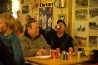 Dalmasen och Jon-te hinkar dricka