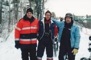 Aphängarn, Bodas och Allmeck i Karlskoga mars 2003