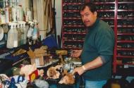 Allmeck meckar på meckardagen 2003