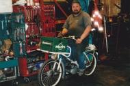 Flozzus moppe klar för första körningen 2003