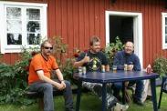 Olof, Lården och Klaba i Hultsfred